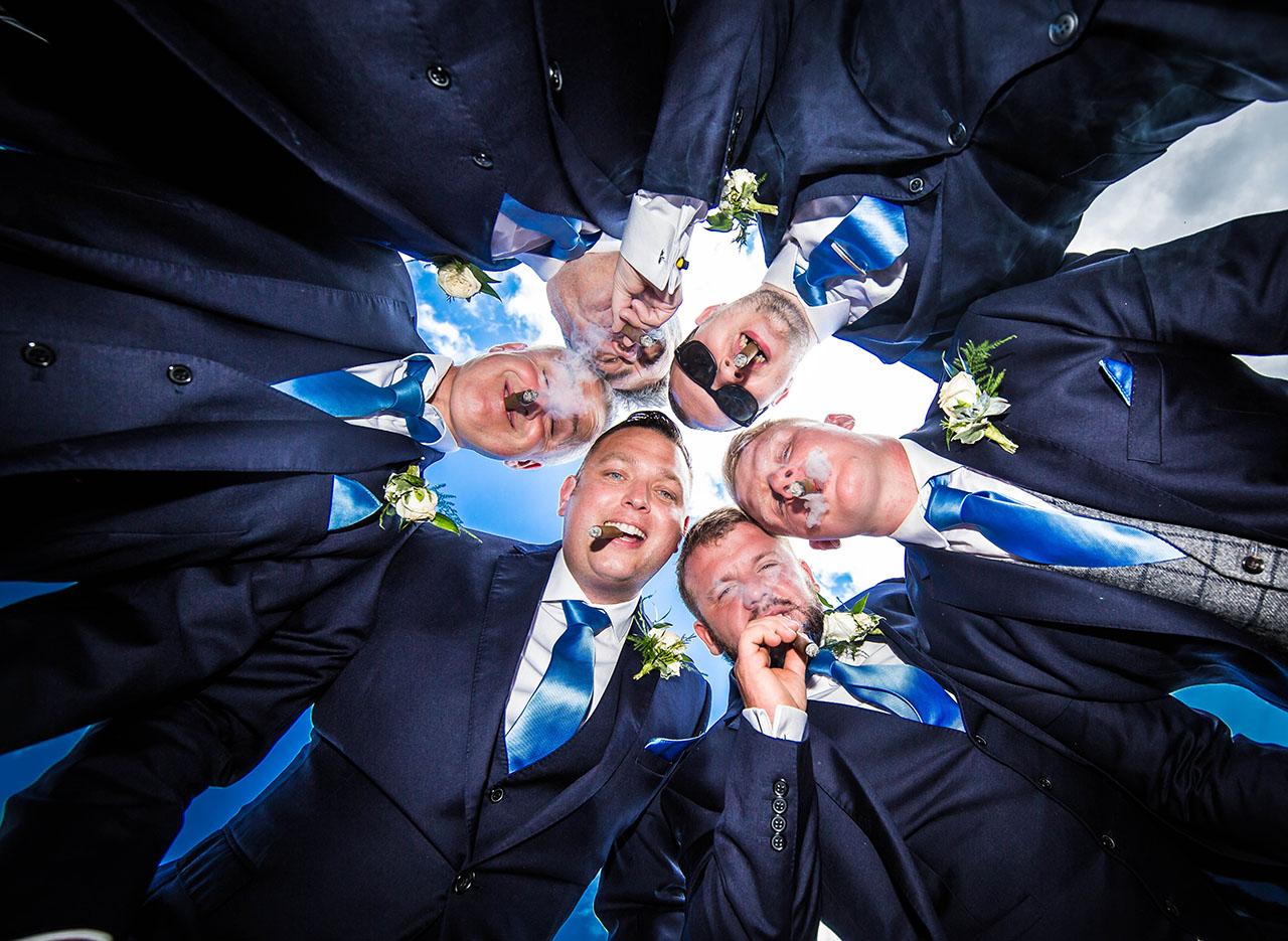 Candid Wedding Photographer in Leeds