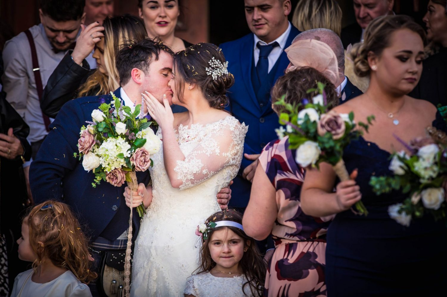 Beautiful Wedding Photography in Yorkshire.