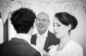 Natural candid wedding photographer in Yorkshire