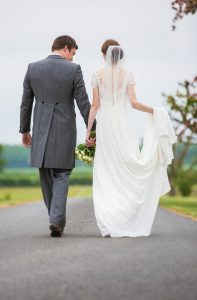 Your professional Wedding Photographer.