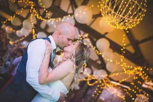 First dance wedding photography in Yorkshire.