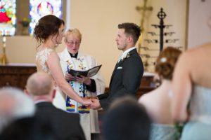 Candid Wedding Photography in Leeds.