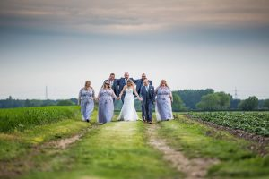 Country Weddings in York and North Yorkshire.