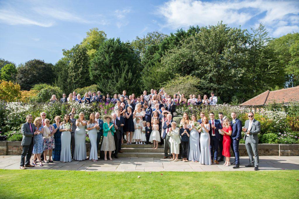 Goldsborough Hall Wedding Photographer